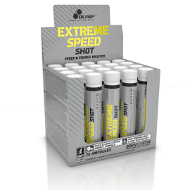 Extreme Speed Shot (25ml) 20 Ampullen