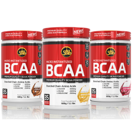 100% pure BCAA Powder (500g)
