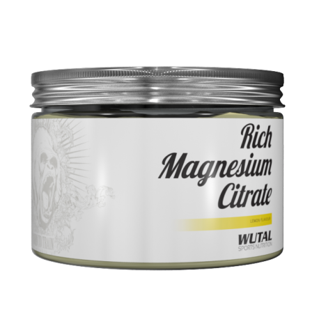 Rich Magnesium Citrate (300g)
