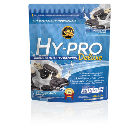Hy-Pro Deluxe (750g)