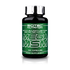 Mega MSM - 100 Tabletten