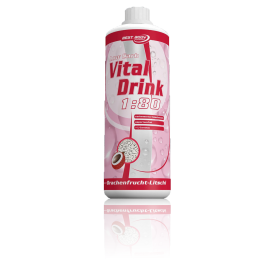 Low Carb Vital Drink (1000ml) MHD 08/20
