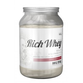 Rich Whey Isolate (1000g) MHD 18.09.20