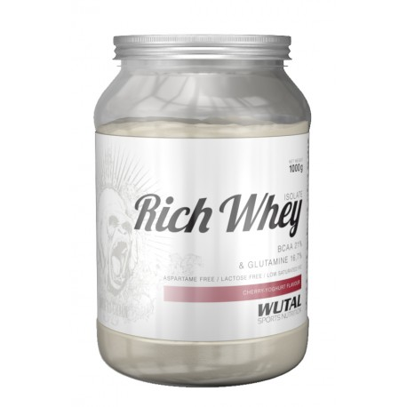 Rich Whey Isolate (1000g)
