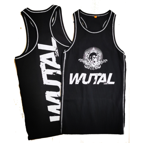 Wutal Tank Top Black