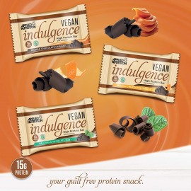 Indulgence Vegan Protein Bar (50g)