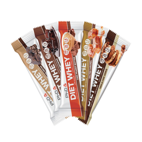 Diet Whey Bar (65g)