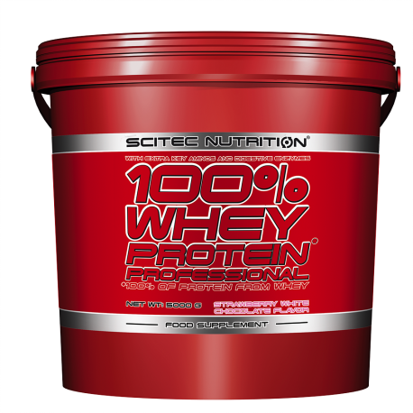 100% Whey Protein Professional (5000g)
